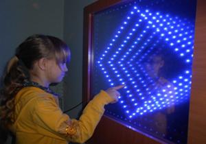 Волшебный мир сенсорной комнаты