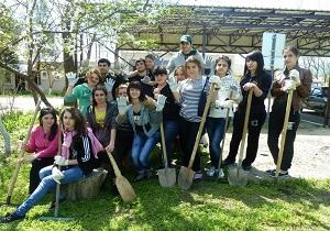 Волонтеры пришли на помощь фото