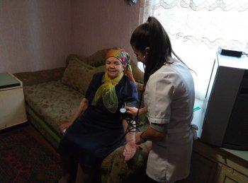«Мобильная бригада» в помощь пожилым