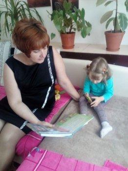 Служба по присмотру и уходу за детьми-инвалидами